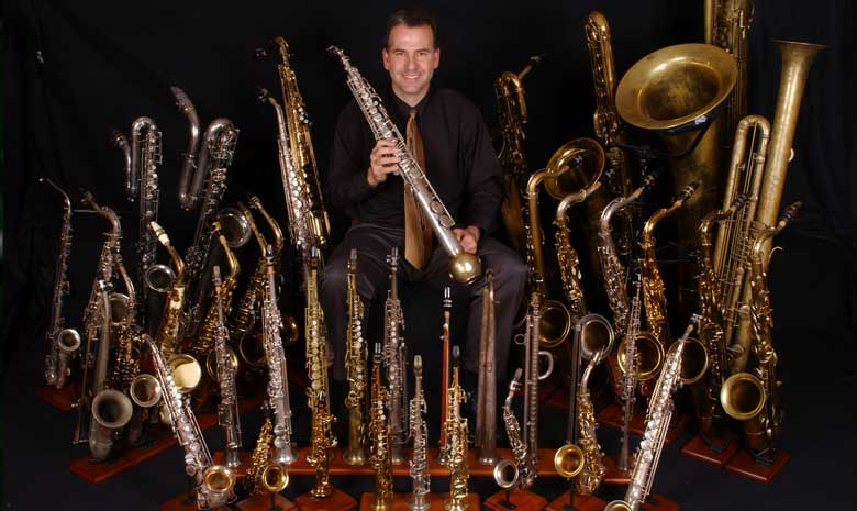 SAXsational, Sunday, February 8, 2015 at 2:30 PM
